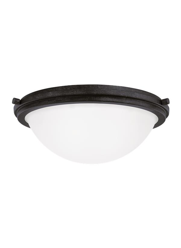 Winnetka Three Light Flush Mount