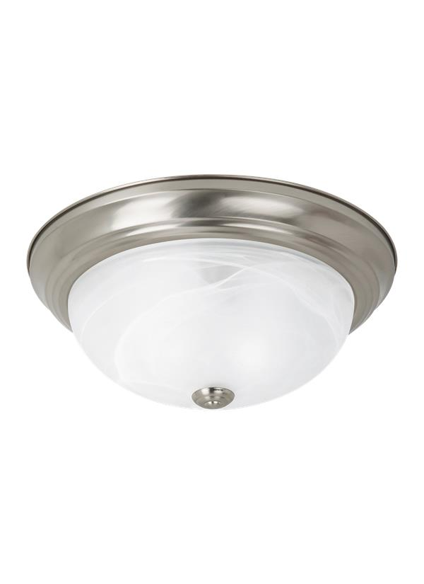 Windgate Two Light Flush Mount