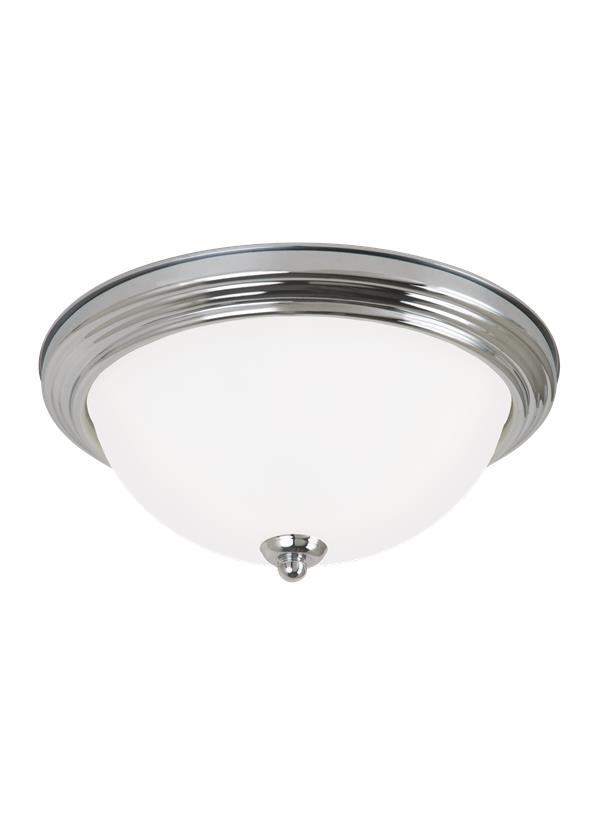 Geary One Light Flush Mount