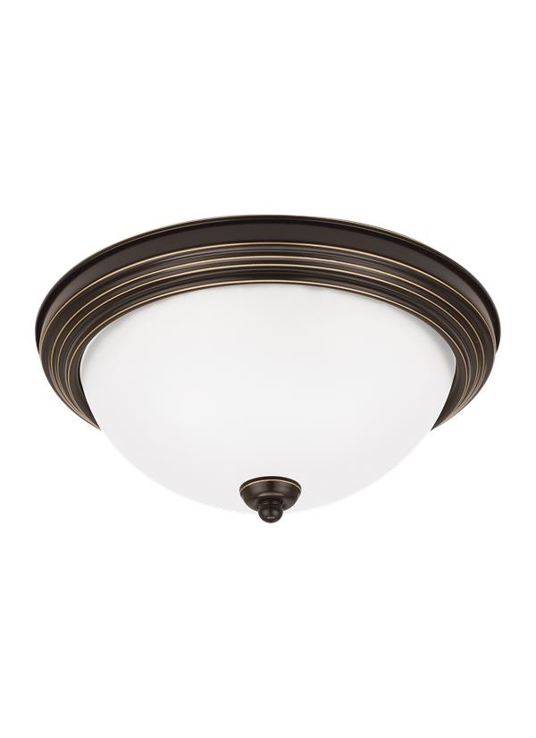 Geary Large LED Flush Mount
