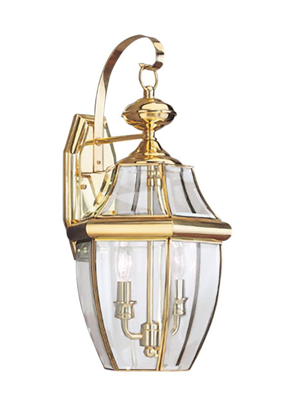 Lancaster Two Light Outdoor Wall Lantern