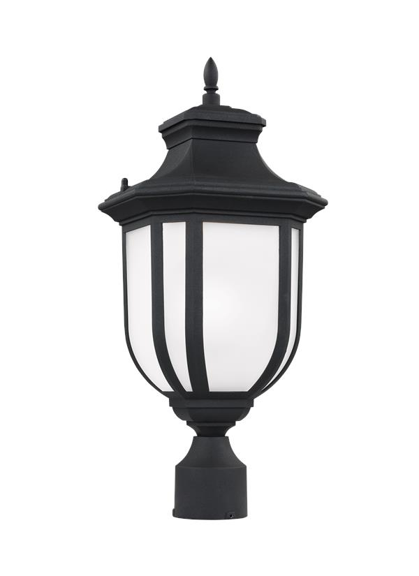 Childress One Light Outdoor Post Lantern