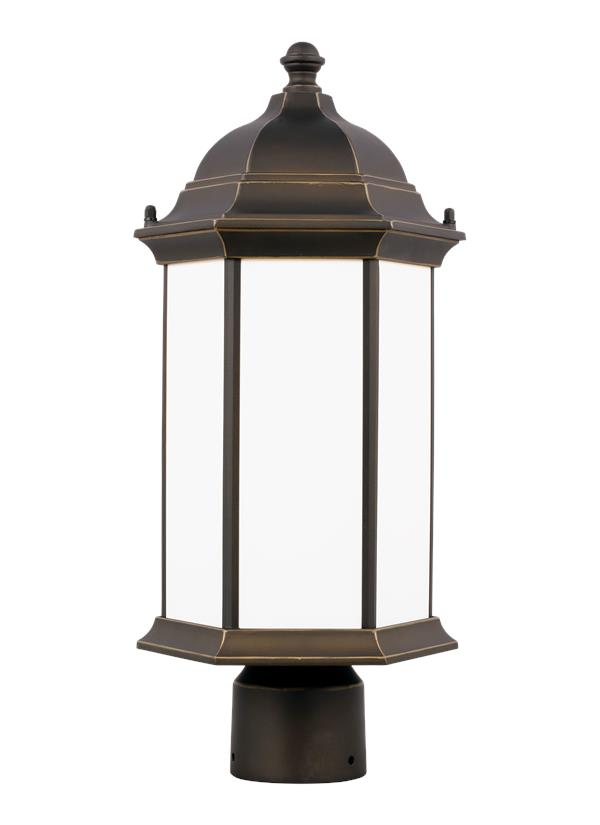 Sevier Medium One Light Outdoor Post Lantern
