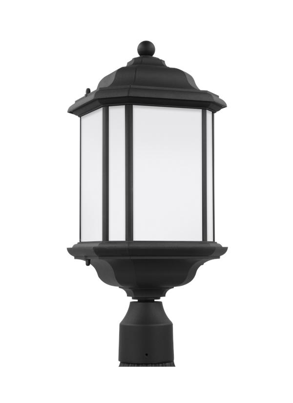 Kent One Light Outdoor Post Lantern