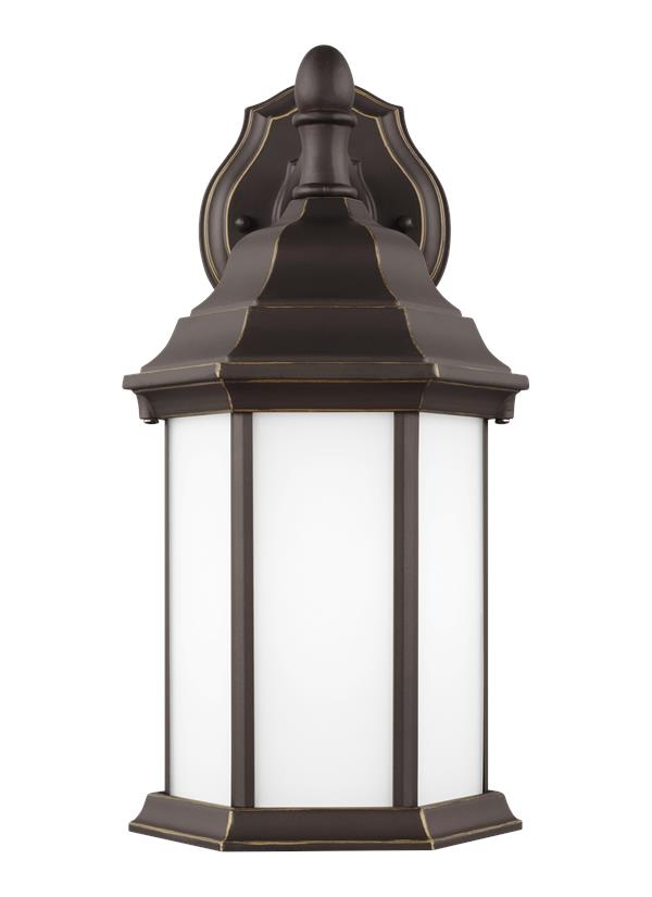 Sevier Small One Light Downlight Outdoor Wall Lantern