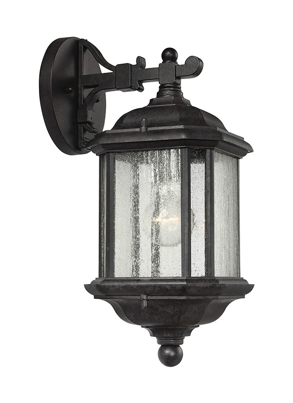 Kent One Light Outdoor Wall Lantern