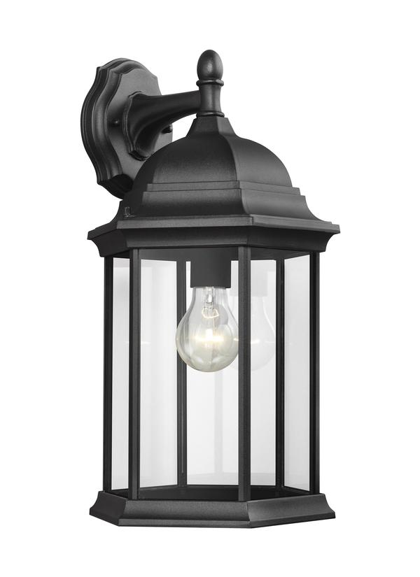 Sevier Large One Light Downlight Outdoor Wall Lantern