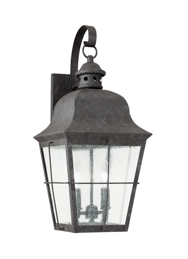 Chatham Two Light Outdoor Wall Lantern