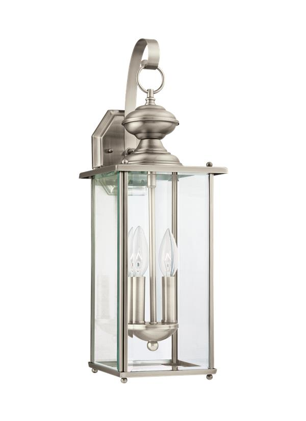 Jamestowne Two Light Outdoor Wall Lantern