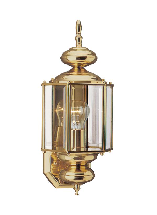 Classico One Light Outdoor Wall Lantern