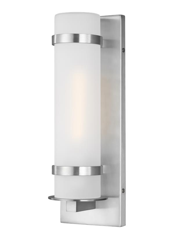 Alban Small One Light Outdoor Wall Lantern