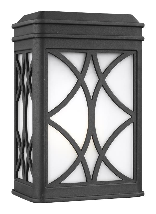 Melito Small One Light Outdoor Wall Lantern