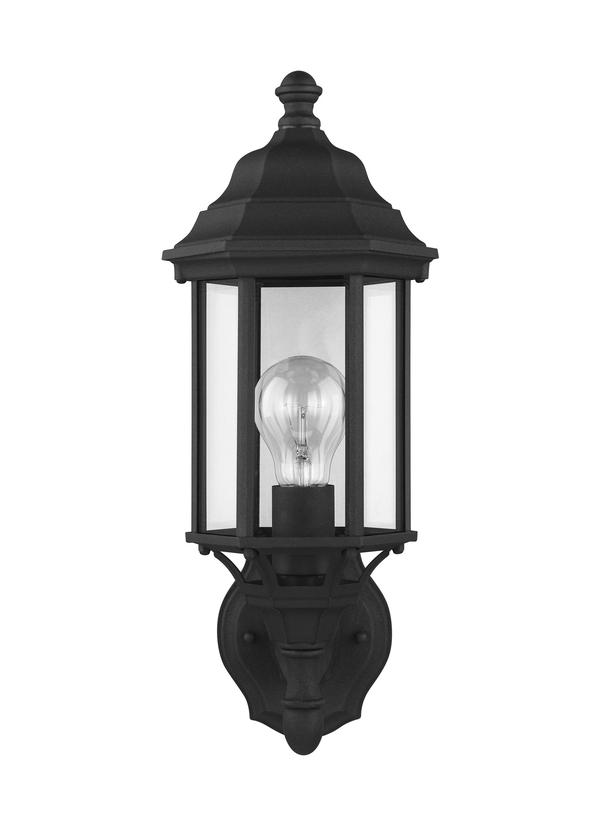 Sevier Small One Light Uplight Outdoor Wall Lantern