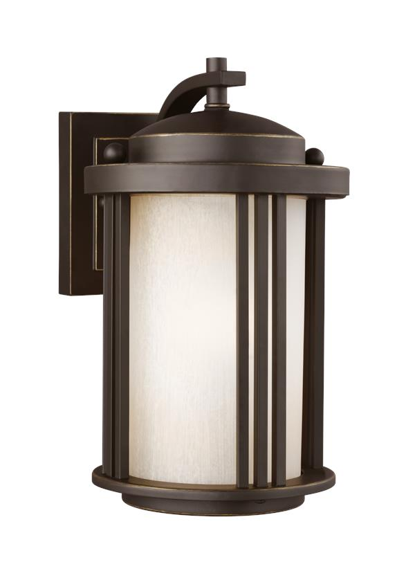 Crowell Small One Light Outdoor Wall Lantern