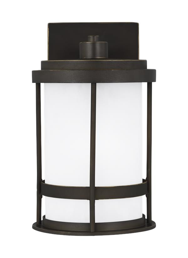 Wilburn Small One Light Outdoor Wall Lantern