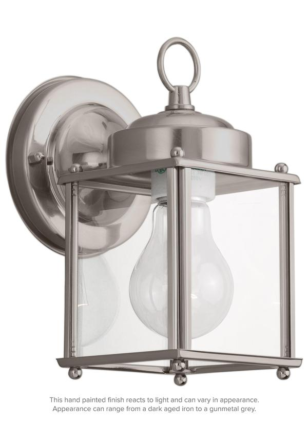 New Castle One Light Outdoor Wall Lantern