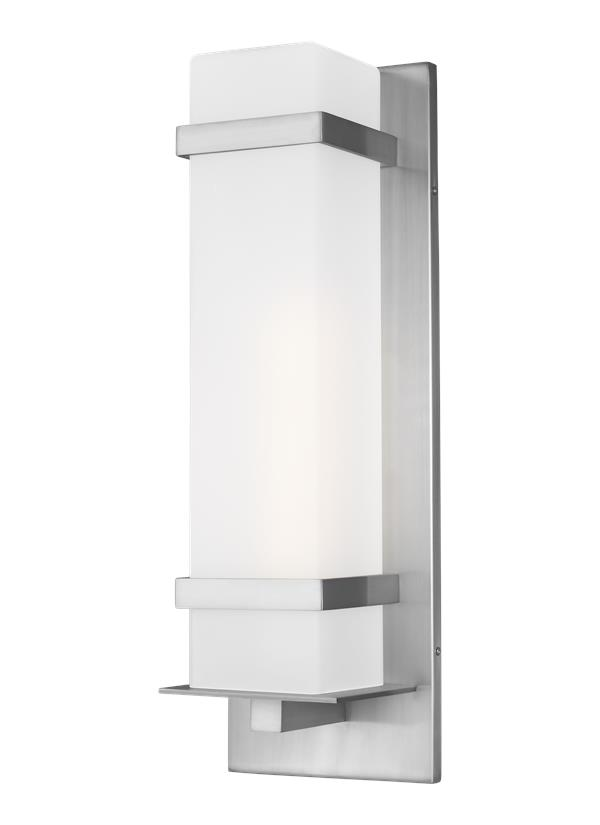 Alban Large One Light Outdoor Wall Lantern