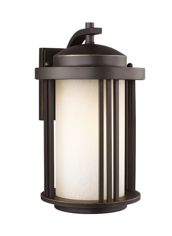 Crowell Medium One Light Outdoor Wall Lantern