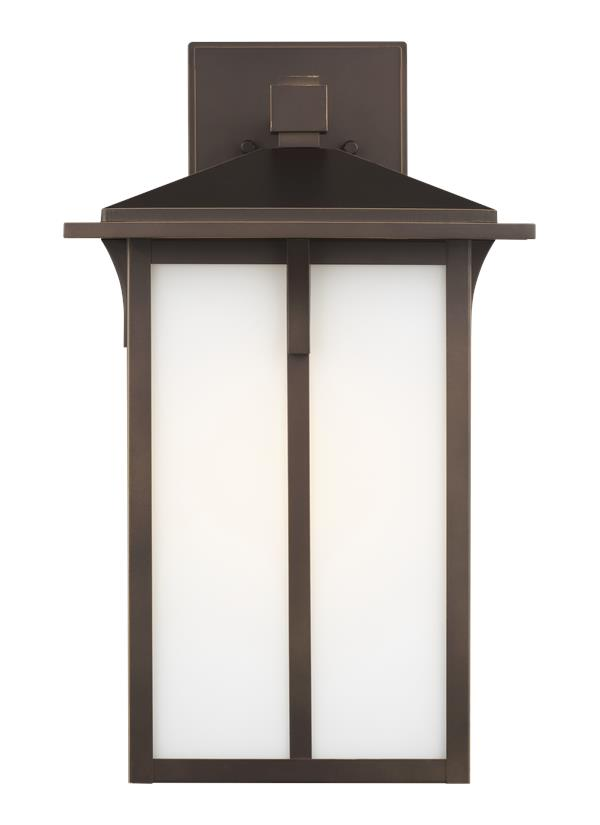 Tomek Large One Light Outdoor Wall Lantern