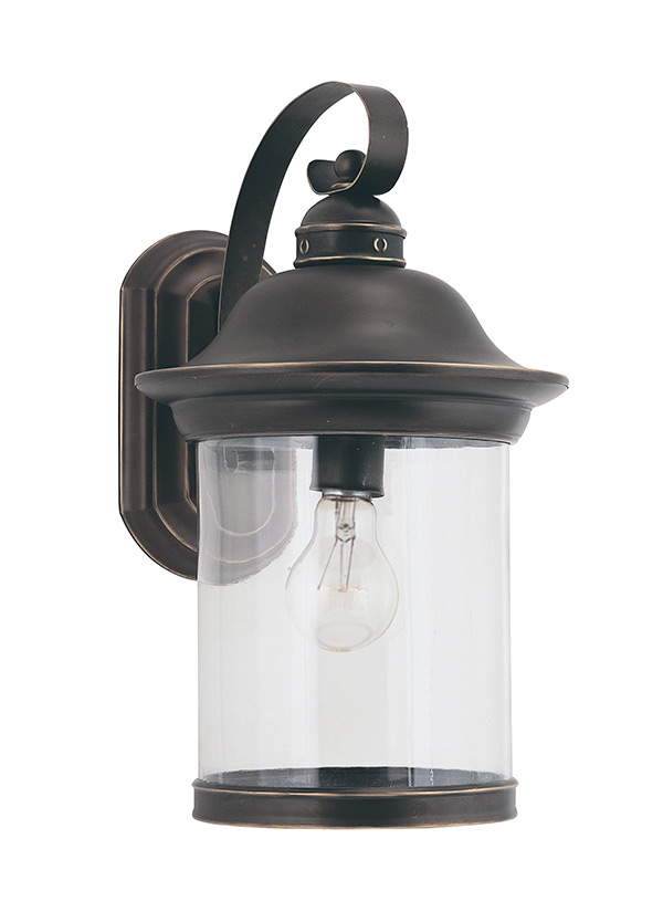 Hermitage One Light Outdoor Wall Lantern