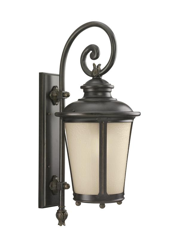 Cape May  Large One Light Outdoor Wall Lantern