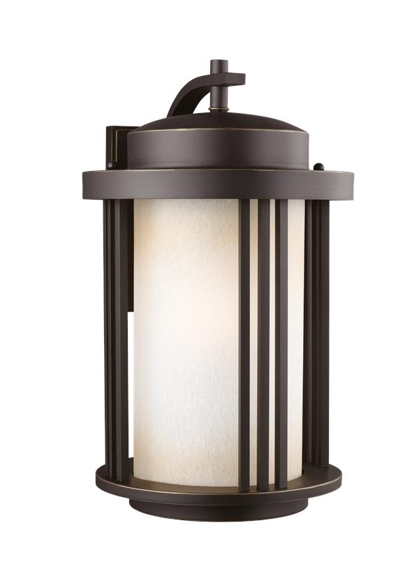 Crowell Large One Light Outdoor Wall Lantern