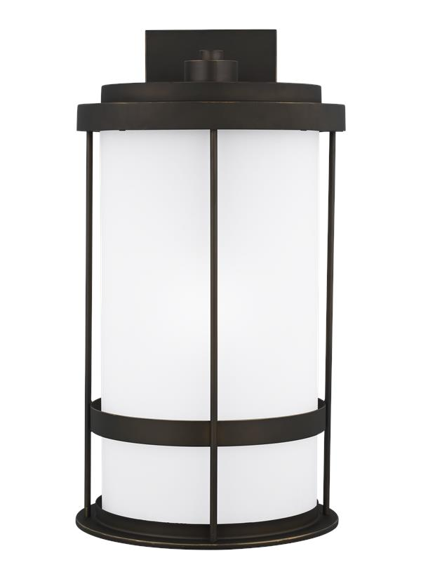 Wilburn Extra Large One Light Outdoor Wall Lantern