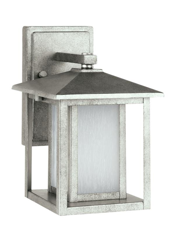 Hunnington One Light Outdoor Wall Lantern