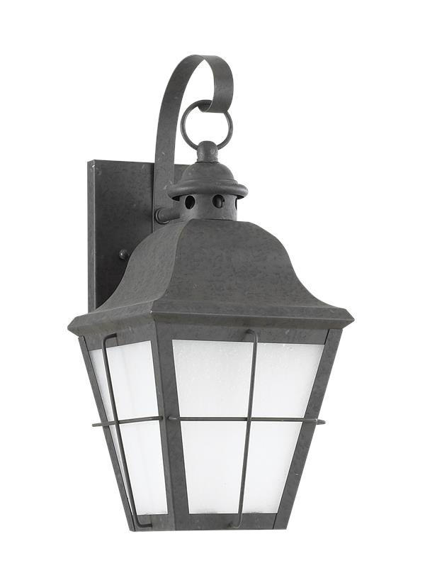 Chatham One Light Outdoor Wall Lantern