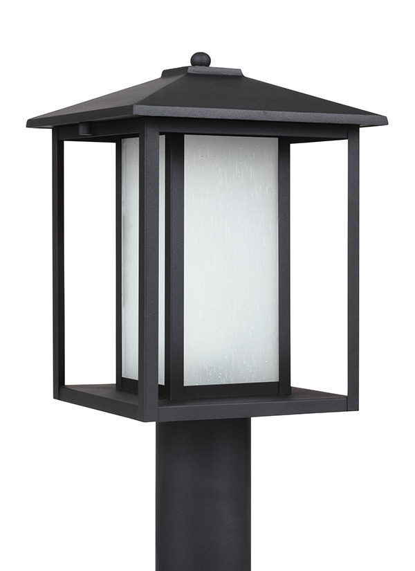 Hunnington One Light Outdoor Post Lantern
