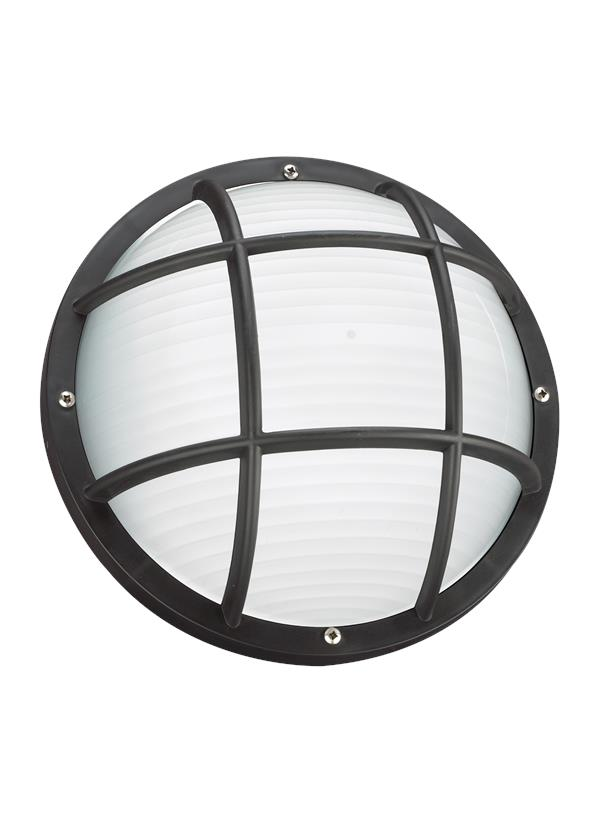 Bayside One Light Outdoor Wall / Ceiling Mount