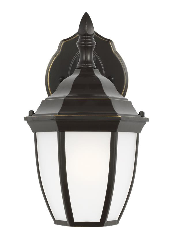 Bakersville Small One Light Outdoor Wall Lantern