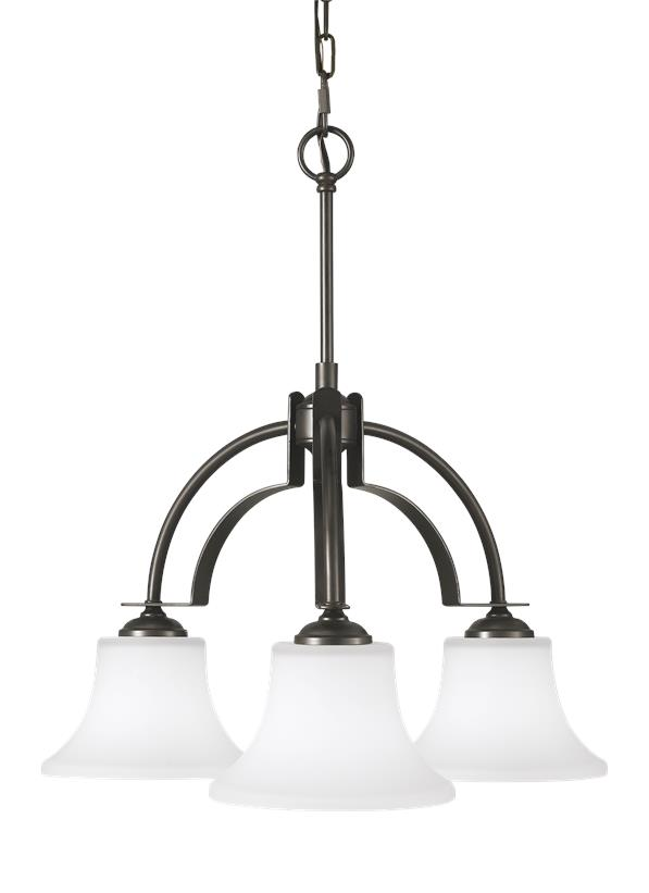 Barrington Three Light Kitchen Chandelier