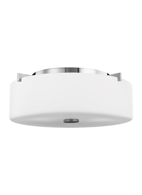 Sunset Drive Small Two Light Flush Mount