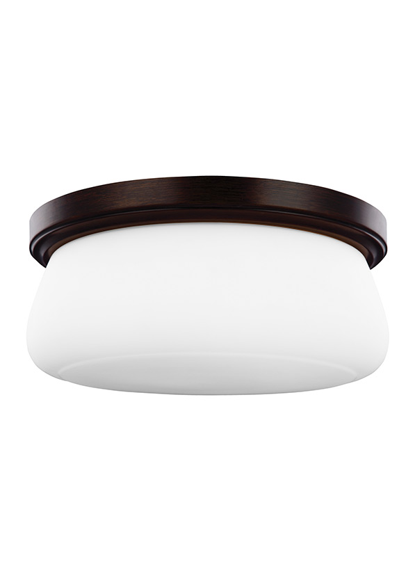 Vintner Three Light Flush Mount