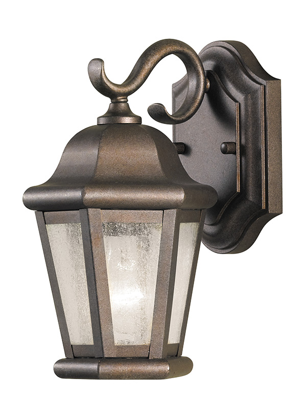 Martinsville Small One Light Outdoor Wall Lantern