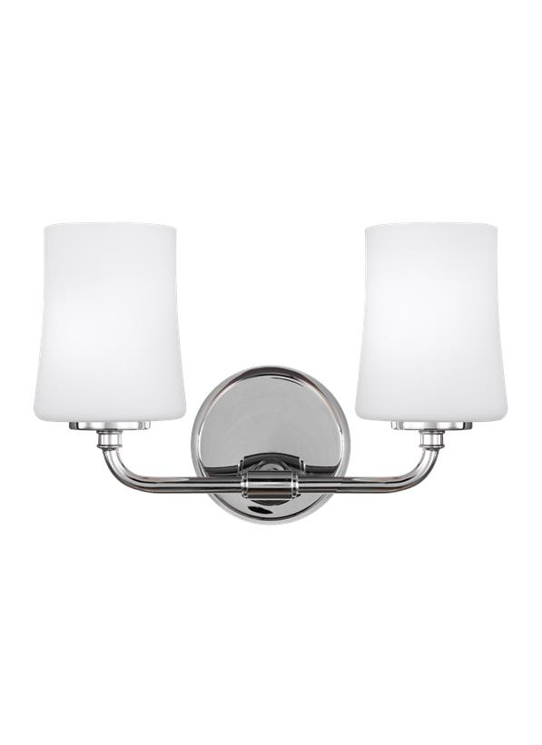 Jennie Two Light Vanity Fixture